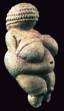 A venus de Willendorf